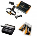 Lampe Fenix HP30 + Chargeur ARE-C1 + 2 accus ARB-L2