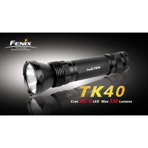 Lampe fenix tk40 la lampe torche puissante et stroboscopique tk40 de fenix - Lampe torche la plus puissante ...